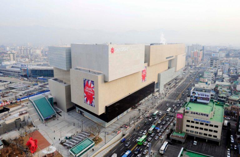 韓國自由行-韓國旅遊-韓國機票-大邱新世界