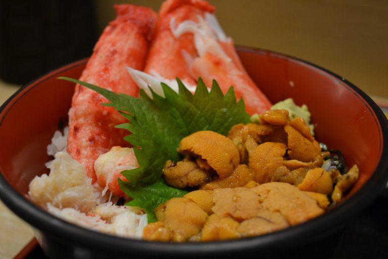 東京自由行-東京景點-東京旅遊-東京住宿-東京機票-築地魚生飯