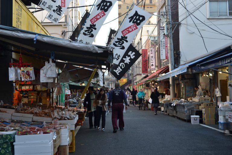 東京自由行-東京景點-東京旅遊-東京住宿-東京機票-築地市場