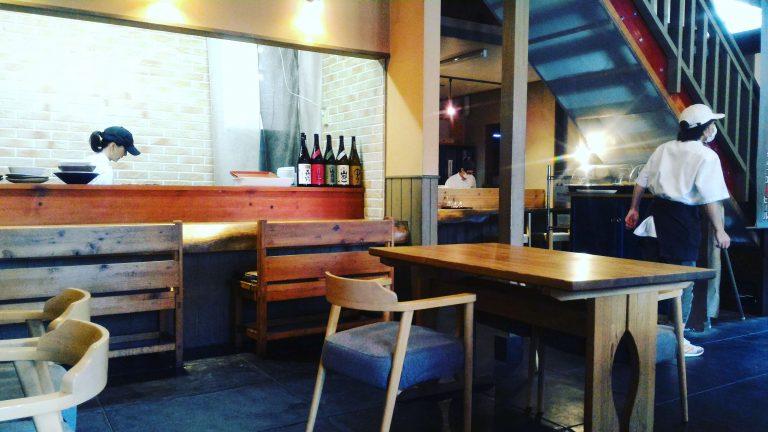 京都自由行-京都景點-京都住宿-大阪自由行-餐廳內部