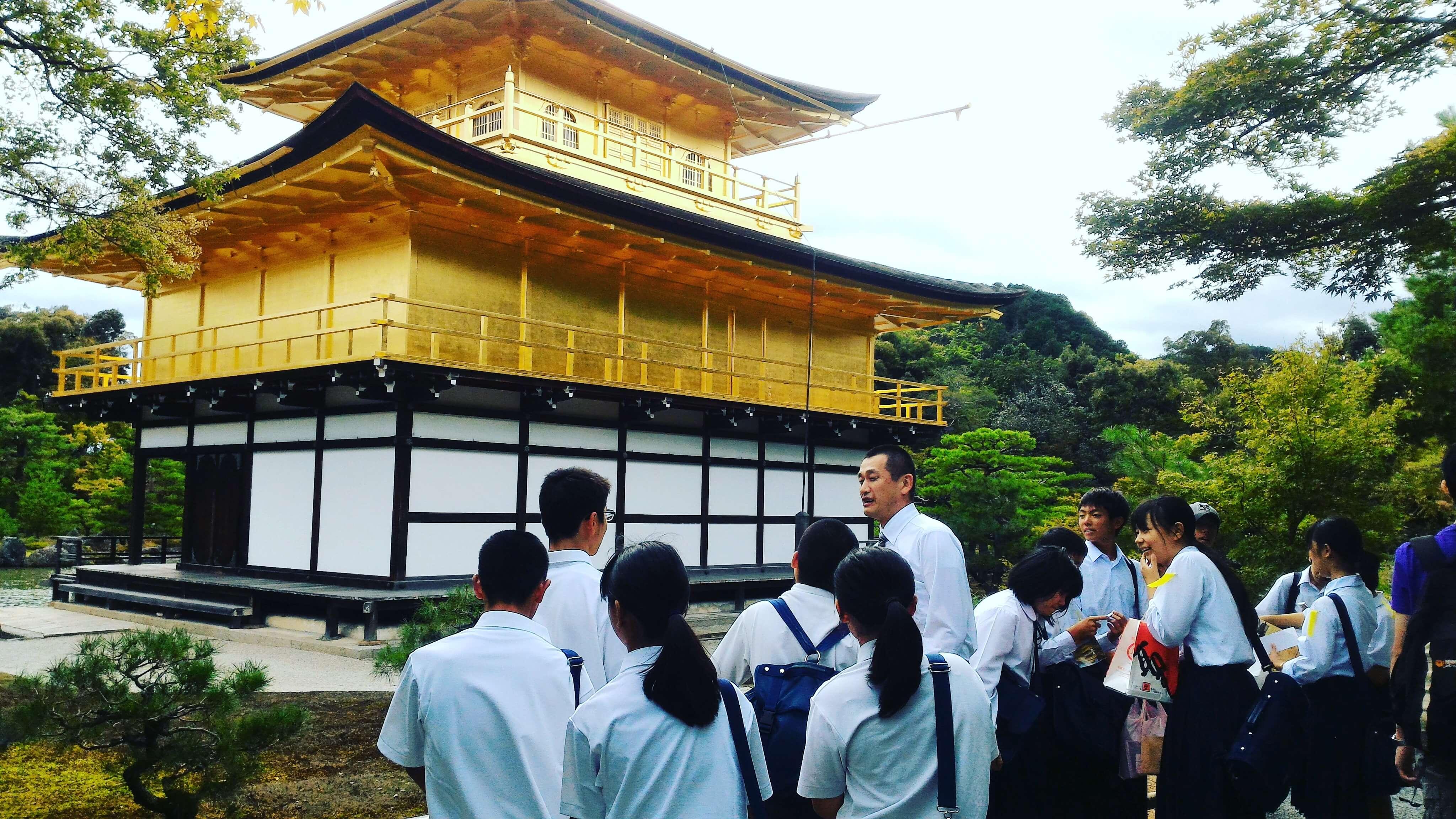 京都自由行-京都景點-京都住宿-大阪自由行-好多學生來考察