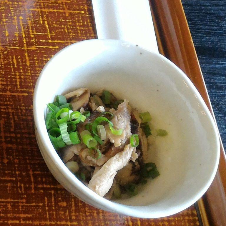 京都自由行-京都景點-大阪自由行-自選配菜:雞肉
