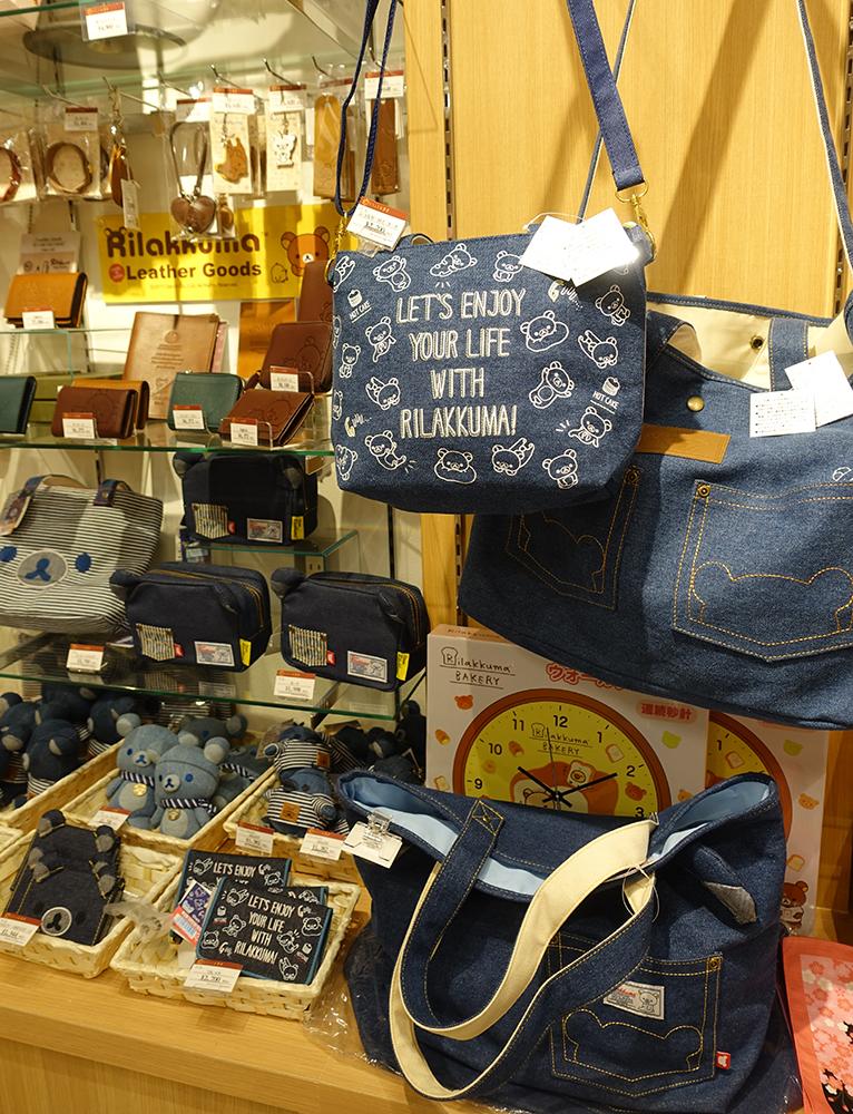 京都自由行-京都景點-牛仔布系列