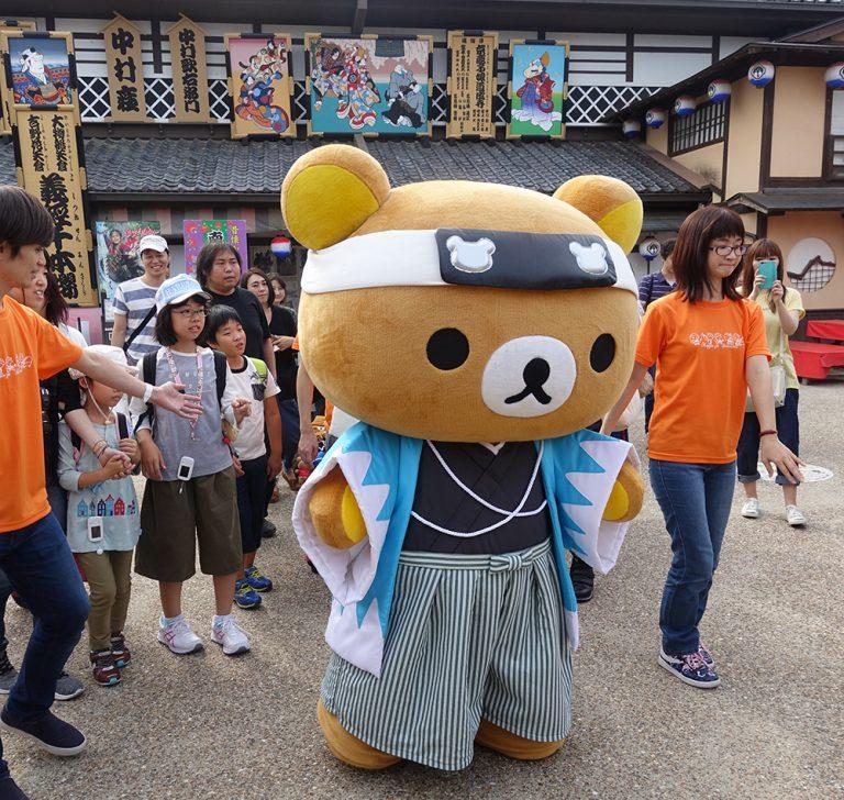 京都自由行-京都景點-幸運的話還有機會看到他啊