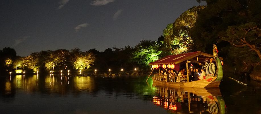京都景點:我在京都自由行過中秋參加三大傳統活動