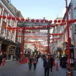 英國自由行:騎行倫敦(四)倫敦唐人街 London China Town