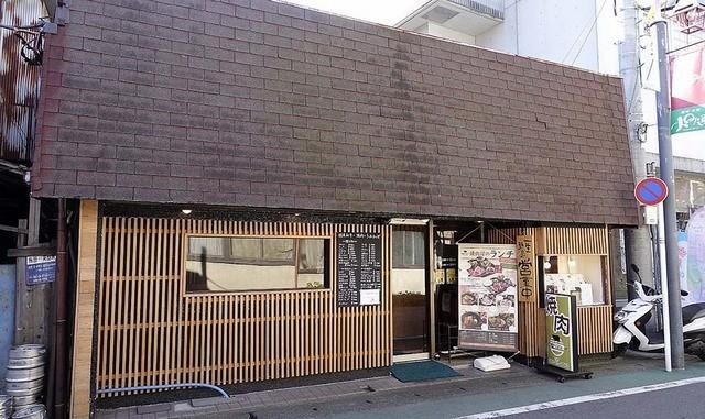 東京自由行-東京機票-東京旅遊-東京景點-東京住宿-東京必去-外表沉實的焼肉うみかぜ