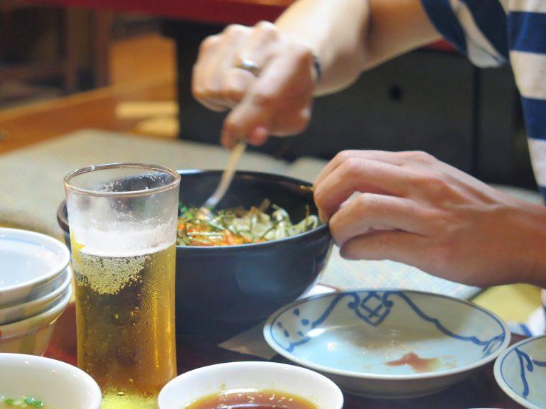 東京自由行-東京機票-東京旅遊-東京景點-東京住宿-東京必去-一邊吃燒肉,一邊飲啤酒,真是人生一大樂事