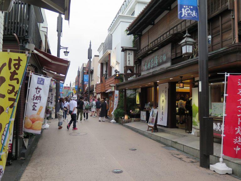 東京自由行-東京機票-東京旅遊-東京景點-東京住宿-東京必去-店舖也有點小京都的懷舊感覺