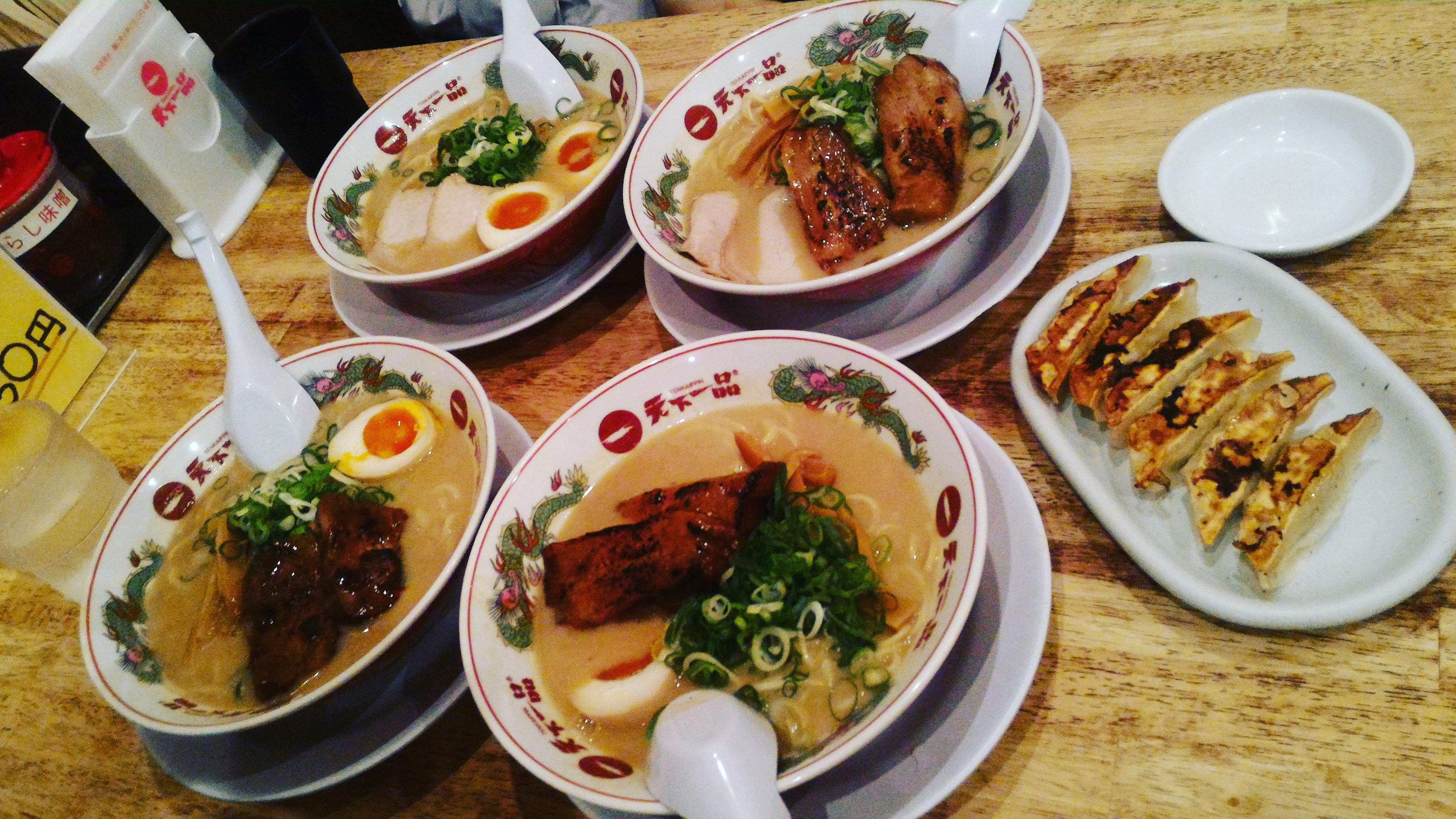 大阪自由行-大阪景點-大阪必買-不需精緻的Fine dining,簡簡單單吃個高質的拉麵就夠了