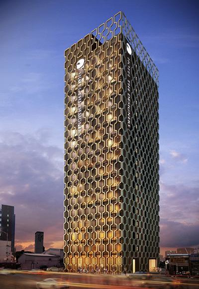 首爾精品酒店-韓國旅遊-韓國機票-首爾自