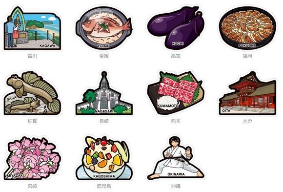 東京自由行-東京必去-東京景點-東京旅遊-特色明信片