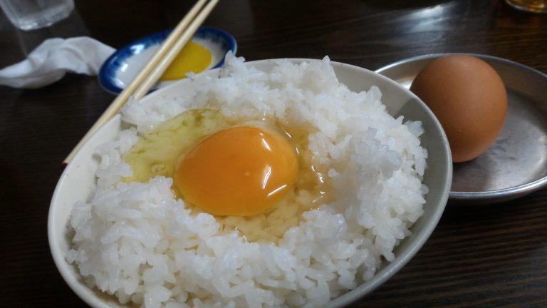 九州自由行-鹿兒島自由行-生雞蛋拌飯