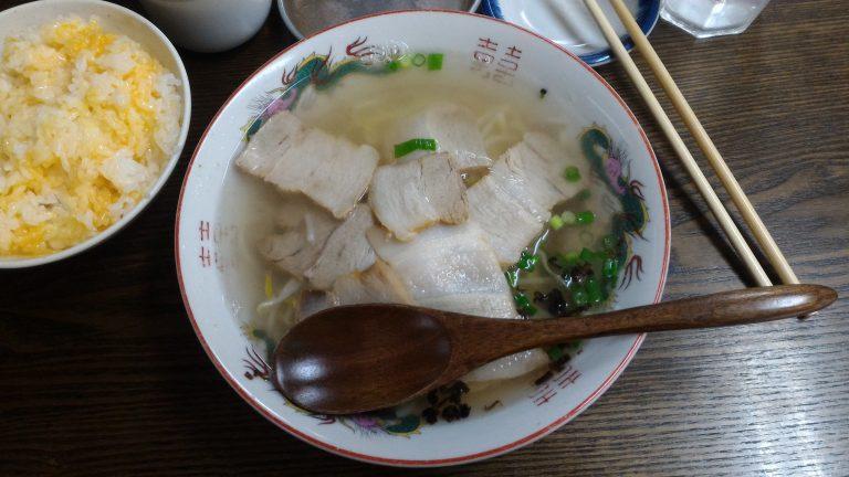 九州自由行-鹿兒島自由行-叉燒拉麵