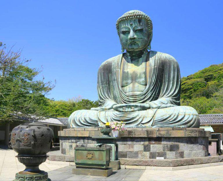 東京自由行-東京機票-東京旅遊-東京景點-東京住宿-東京必去-大佛散發著平靜、令人感到平安的感覺