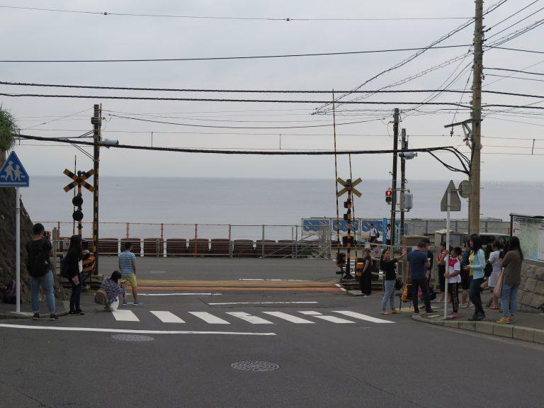 東京自由行-東京機票-東京旅遊-東京景點-東京住宿-東京必去-當天天色不是太好,但也無損遊人的雅興
