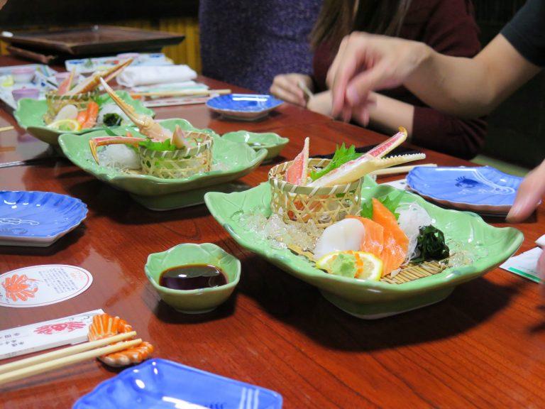 北海道自由行-北海道旅遊-北海道旅遊景點-我們共點了6個套餐