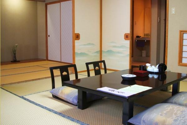 北海道自由行-北海道旅遊-北海道旅遊景點-我們入住的和式房間