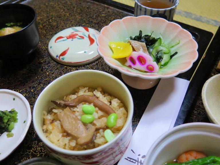 北海道自由行-北海道旅遊-北海道旅遊景點-生薑炊飯,香氣一而再、再而三讓人食欲大振