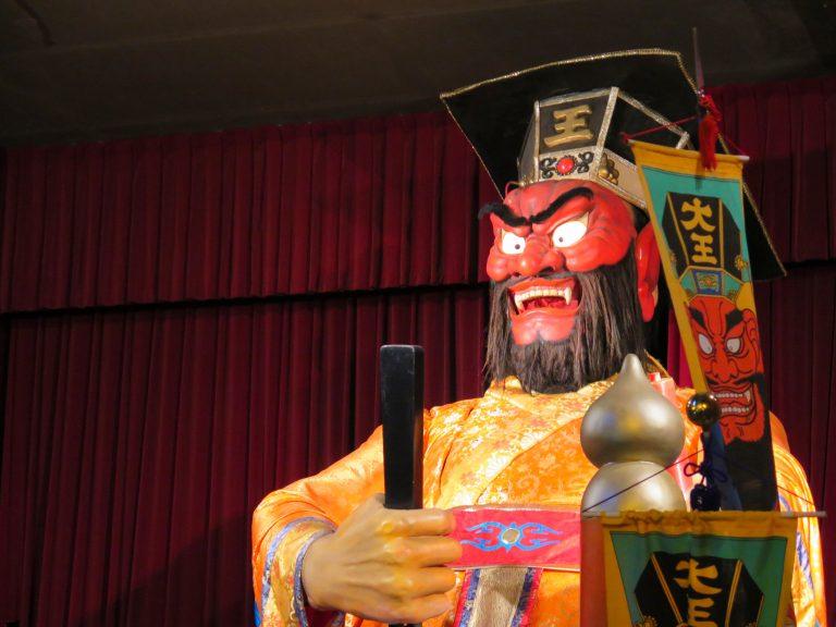 北海道自由行-北海道旅遊-北海道旅遊景點-突然變得生氣大怒,滿臉通紅,眼睛發亮,張開血盤大口