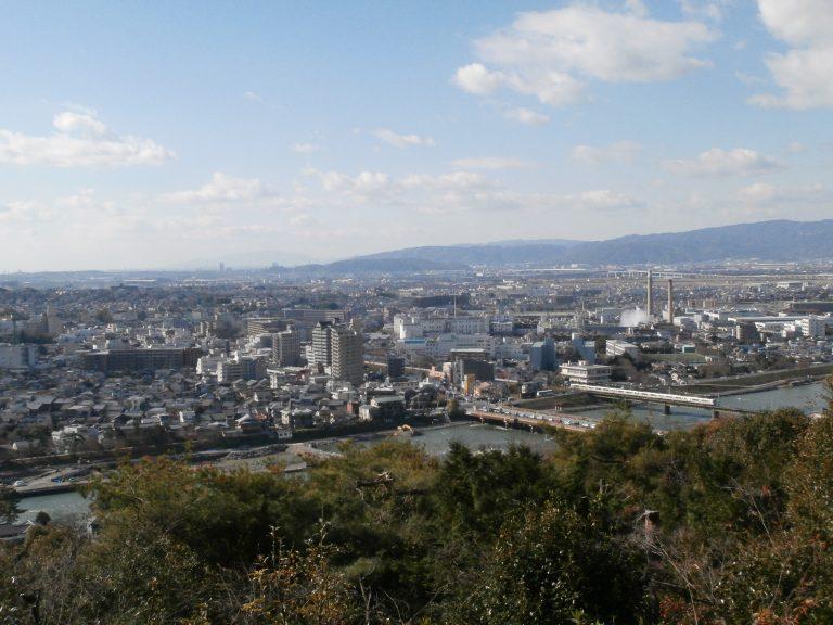大阪自由行-大阪景點-宇治川風光