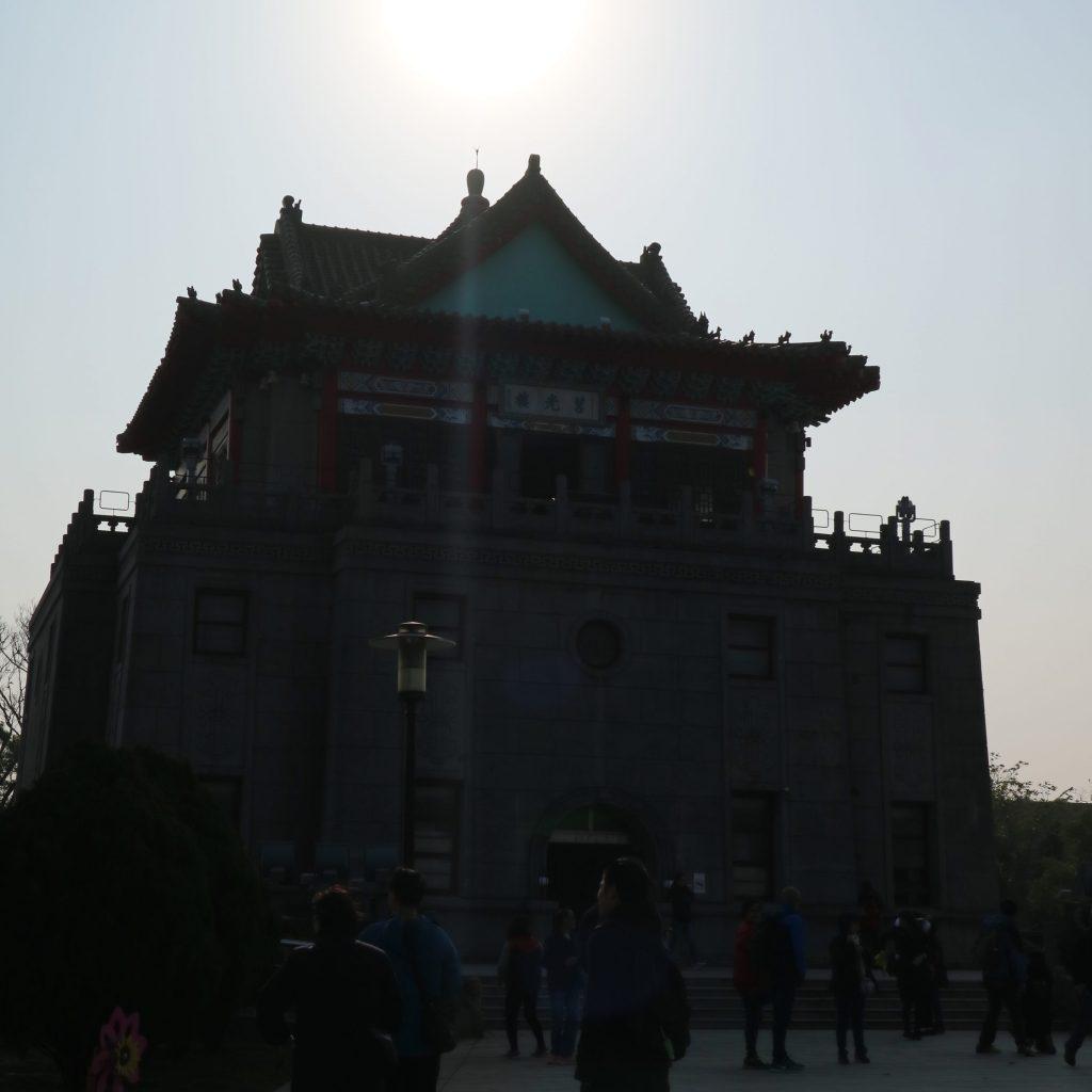 台灣自由行-莒光樓