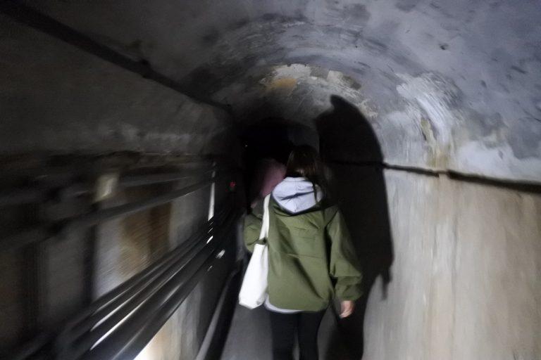 台灣自由行-坑道