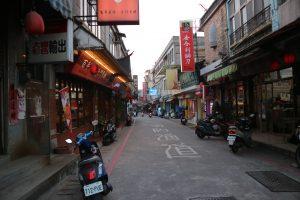 台灣自由行-金門街景