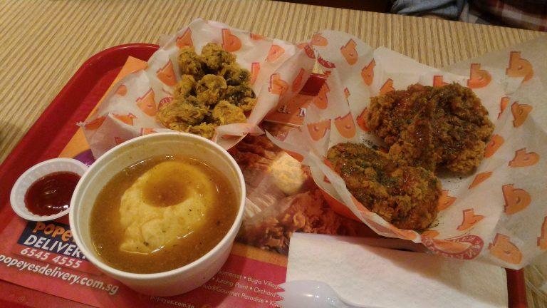 新加坡自由行-新加坡旅遊-新加坡景點-超好食的雞,著蓉都好足料好有誠意