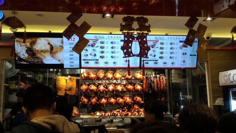 新加坡自由行-新加坡旅遊-新加坡景點-廚房吊滿雞