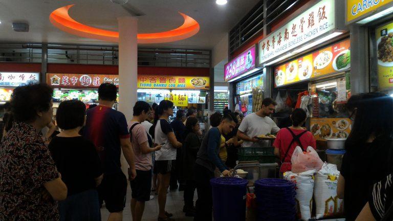 新加坡自由行-新加坡旅遊-新加坡景點-中峇魯起骨海南雞