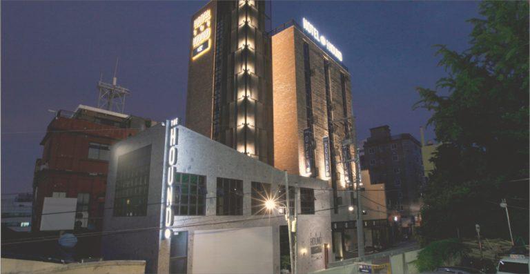 韓國-釜山旅行-釜山酒店-Hound