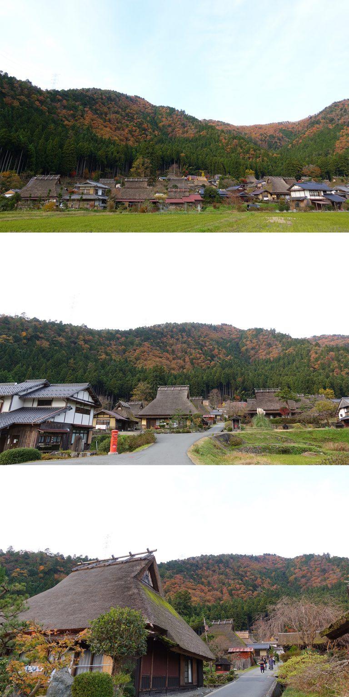 京都自由行-京都景點-かやぶきの里