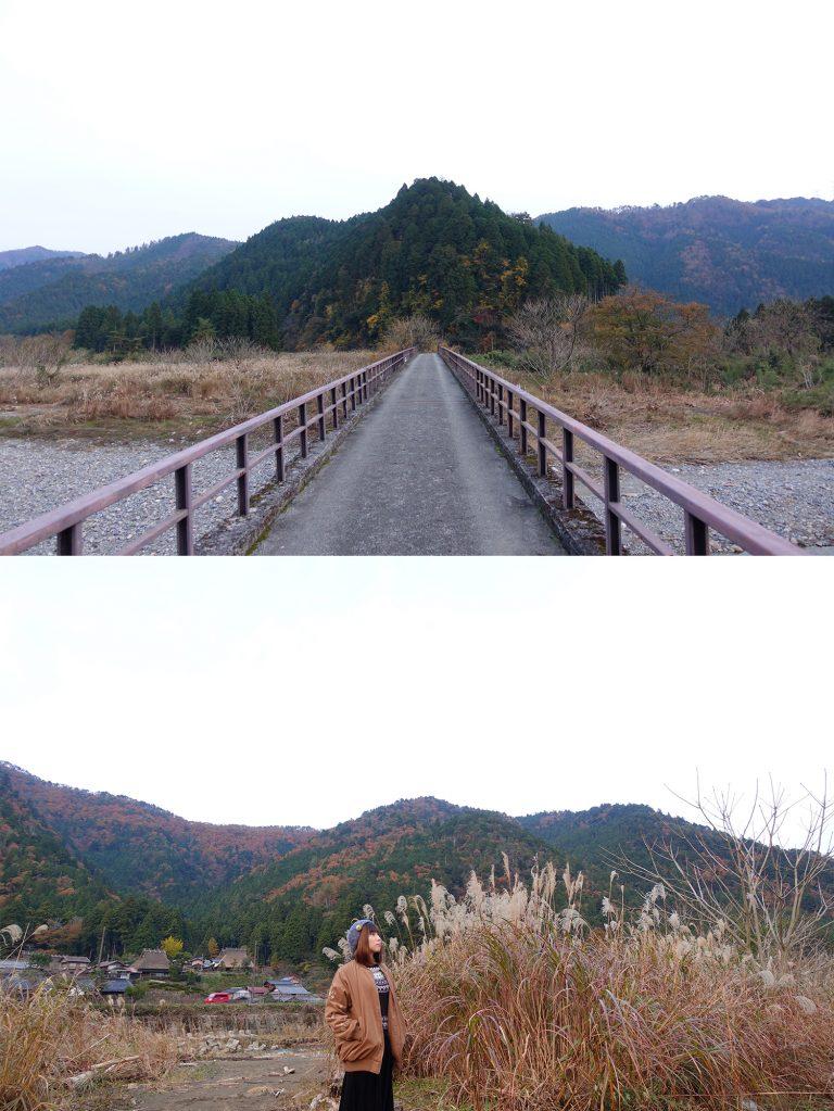 京都自由行-京都景點-茅屋村的對面
