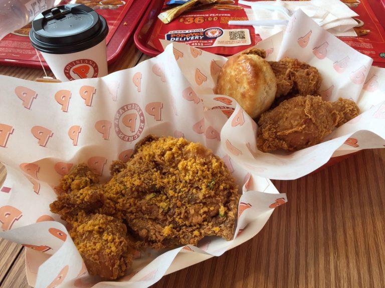 新加坡自由行-新加坡旅遊-新加坡景點-朋友已經吃了鹹蛋炸雞,好邪惡