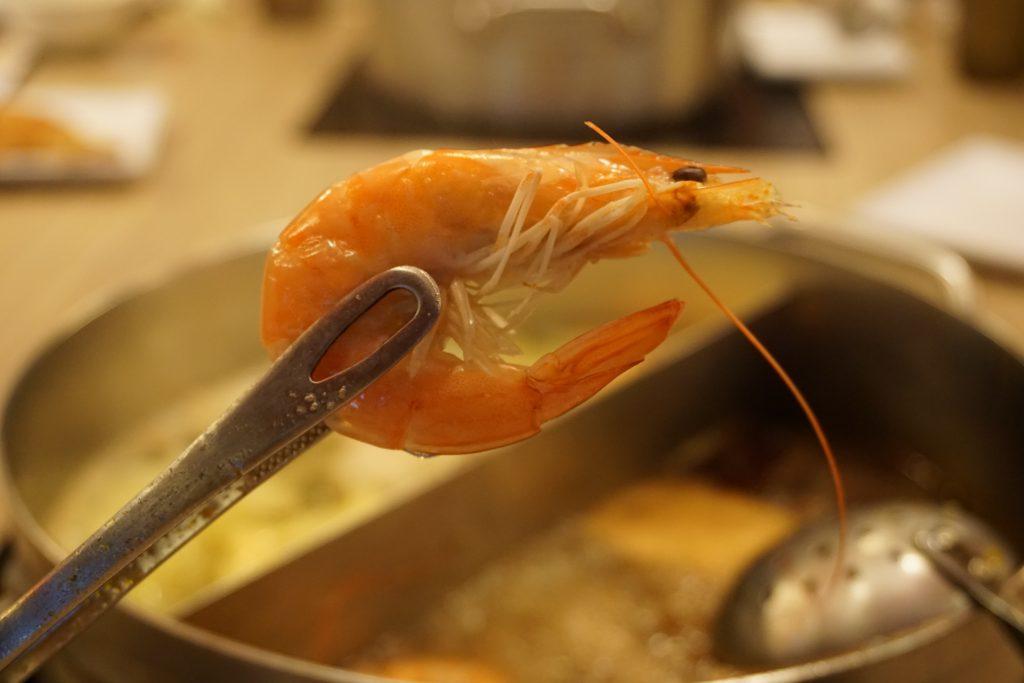 滿堂紅頂級麻辣鴛鴦鍋-海鮮