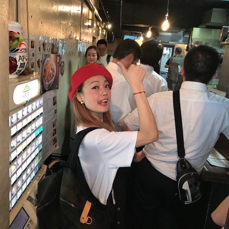東京自由行-東京機票-東京旅遊-東京景點-東京住宿-東京必去-容祖兒早前也來了一趟東京自由行