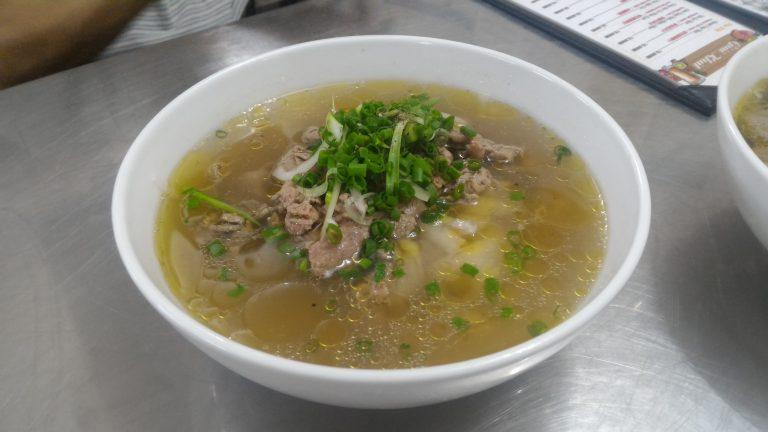 越南自由行-牛肉粉 (小碗)