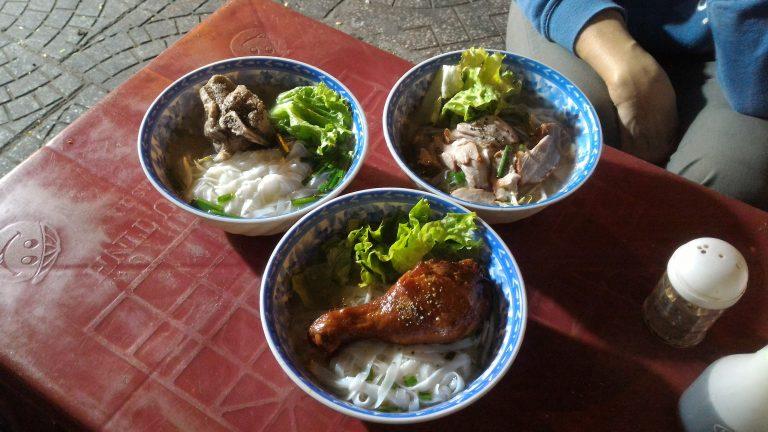 越南自由行-牛骨河、雞髀河、叉燒河