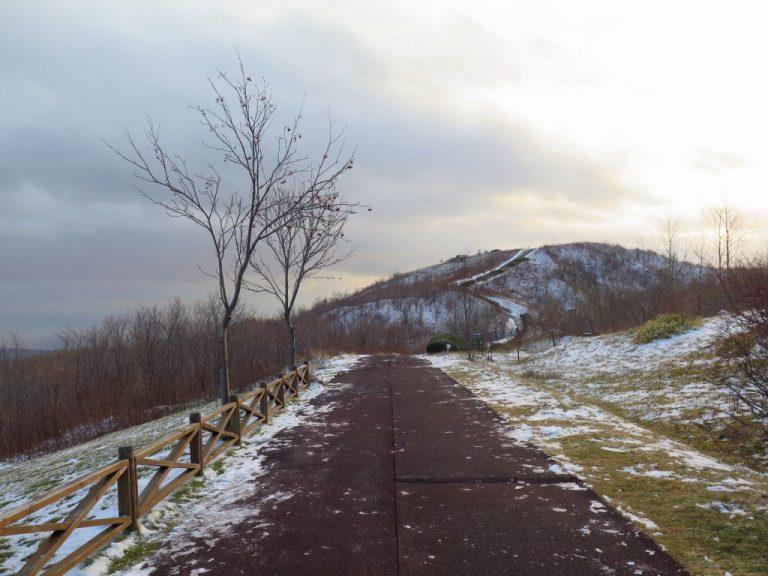 北海道自由行-北海道旅遊-北海道旅遊景點-我們先出發到「有珠火山原望台」