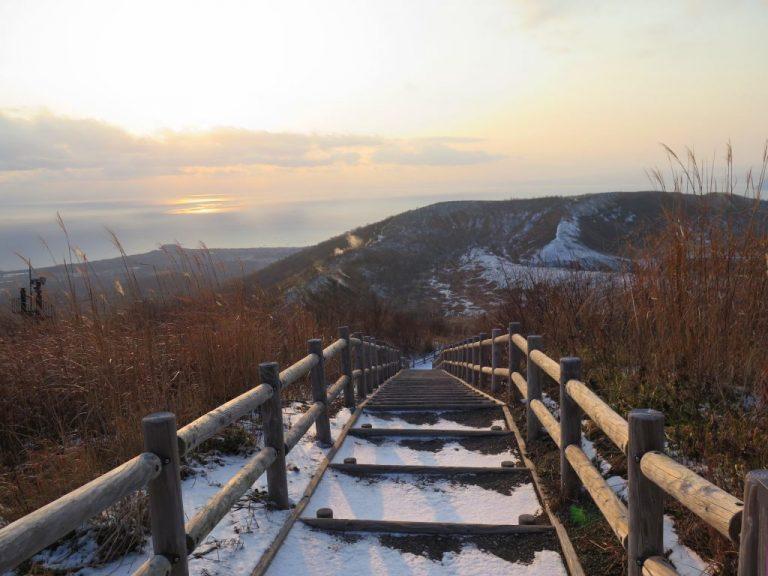 北海道自由行-北海道旅遊-北海道旅遊景點-安全理由關閉了,真想走過去看看