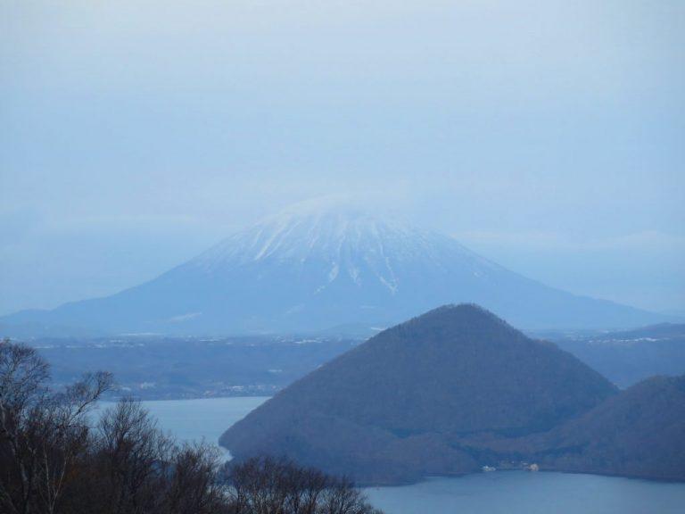 北海道自由行-北海道旅遊-北海道旅遊景點-北海道富士山 – 羊蹄山,很想去爬上山頂啊