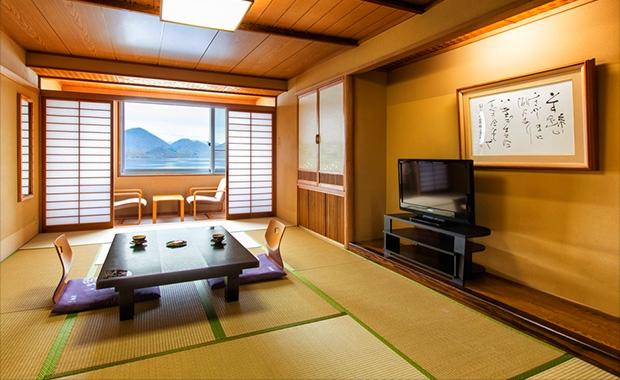 北海道自由行-北海道旅遊-北海道旅遊景點-我們入住的日式房間