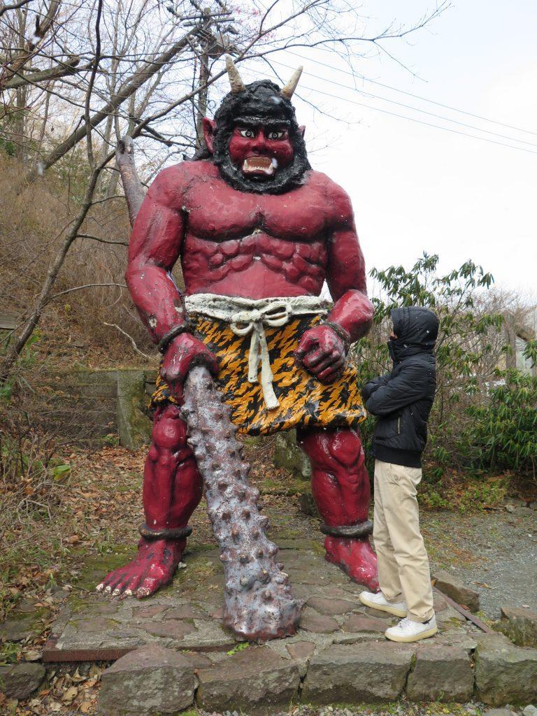 北海道自由行-北海道旅遊-北海道旅遊景點-地獄谷使者