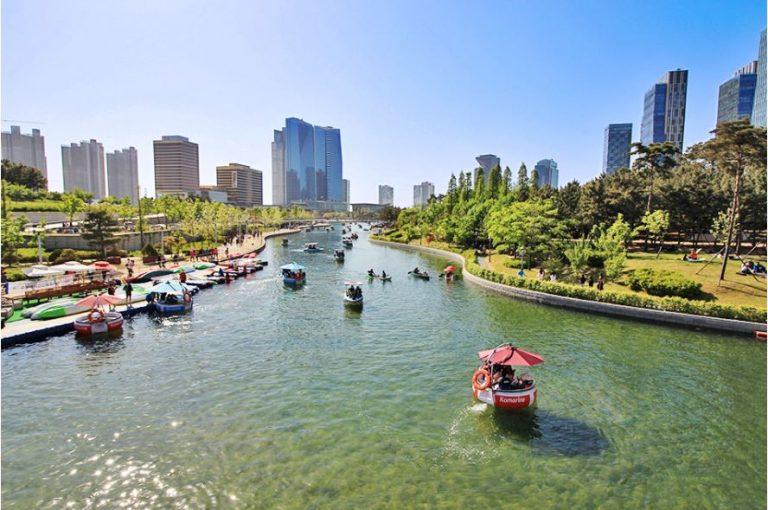 松島一日遊-Centralpark-韓國旅遊-韓國機票-韓國自由行