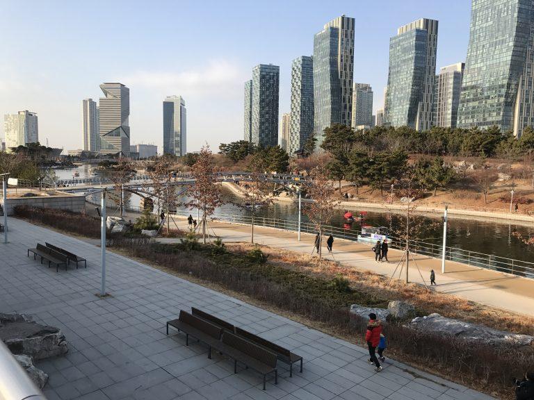 仁川松島一日遊-Centralpark-韓國旅遊-韓國機票-韓國自由行