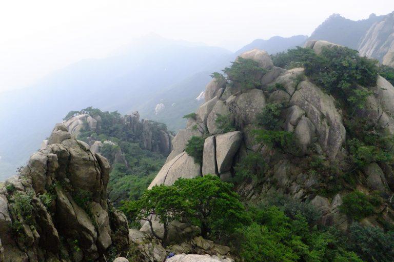 首爾自由行-首爾景點-韓國自由行-韓國旅遊-道峰山
