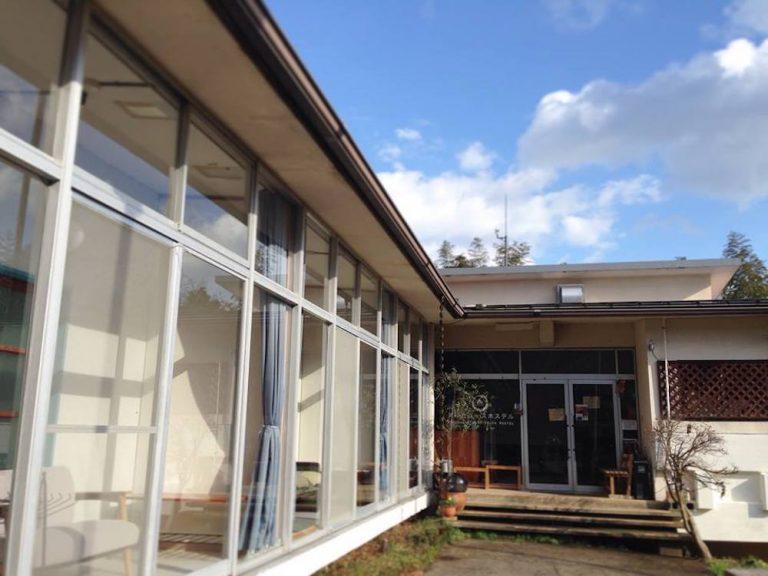 京都自由行-京都景點-天橋立青年旅舍外觀