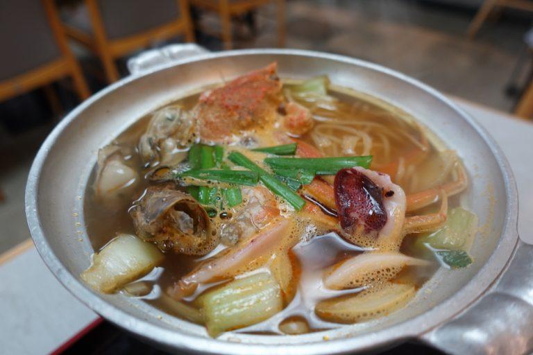 京都自由行-京都景點-曾得獎的鍋拉麵