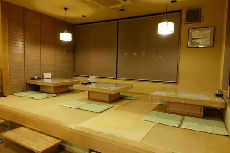 京都自由行-京都景點-總共有3款座位,滿足不同人士的需要,很是體貼